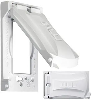 Bell Weatherproof Single Outlet Cover