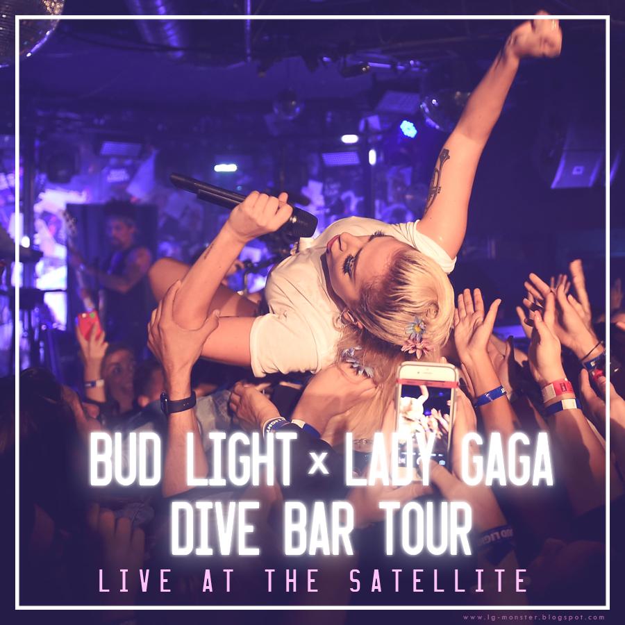 DOWNLOAD ~ AUDIOS: Lady Gaga - Dive Bar Tour (Live at The Satellite