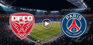 مشاهدة مباراة باريس سان جيرمان وديجون بث مباشر بتاريخ 24-10-2020 في الدوري الفرنسي