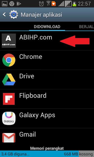 Aplikasi ABIHP