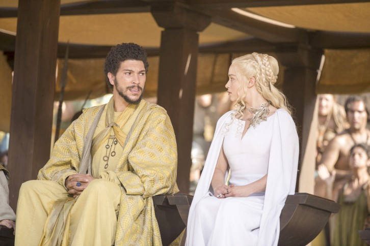 Game of Thrones 5x09 - Daenerys
