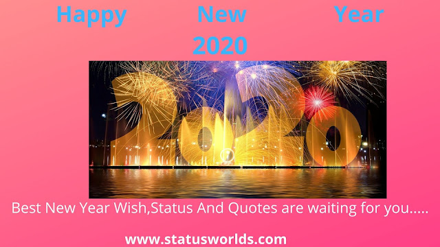 New Year Wishes, Status, and Quotes