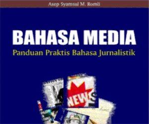 Pengertian & Karakteristik Bahasa Jurnalistik