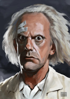 Doc Brown Art