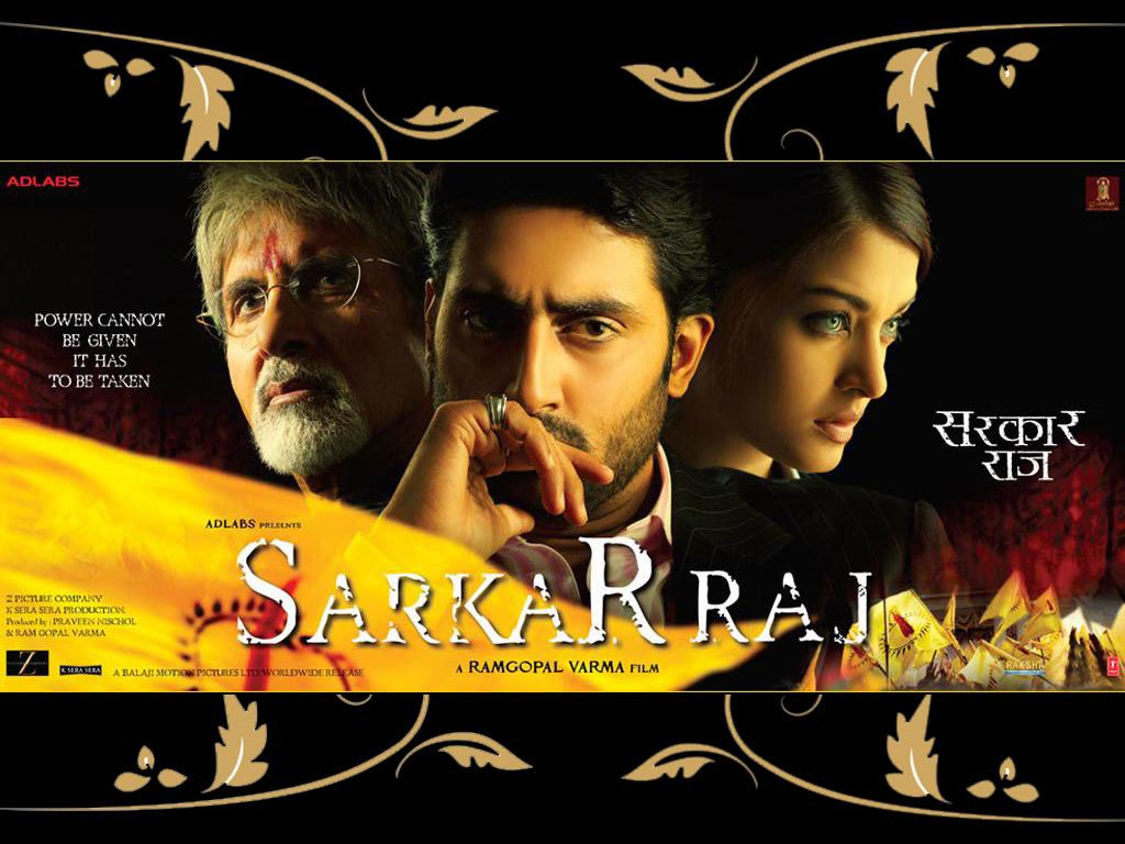 Aishwarya rai movies sarkar raj