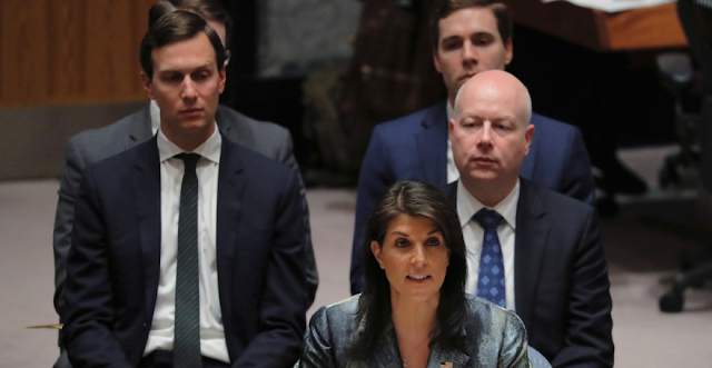 JPost Exclusive: Trump team briefs Security Council