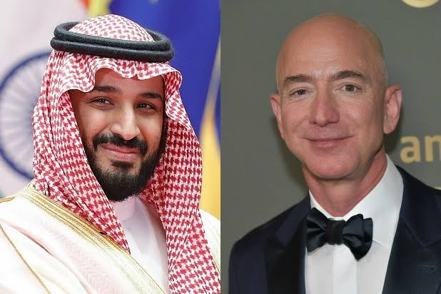 Saudi Prince Bin Salman hacked Washington Post owner Jeff Bezos' phone 5 months before Khashoggi murder new shocking report reveals