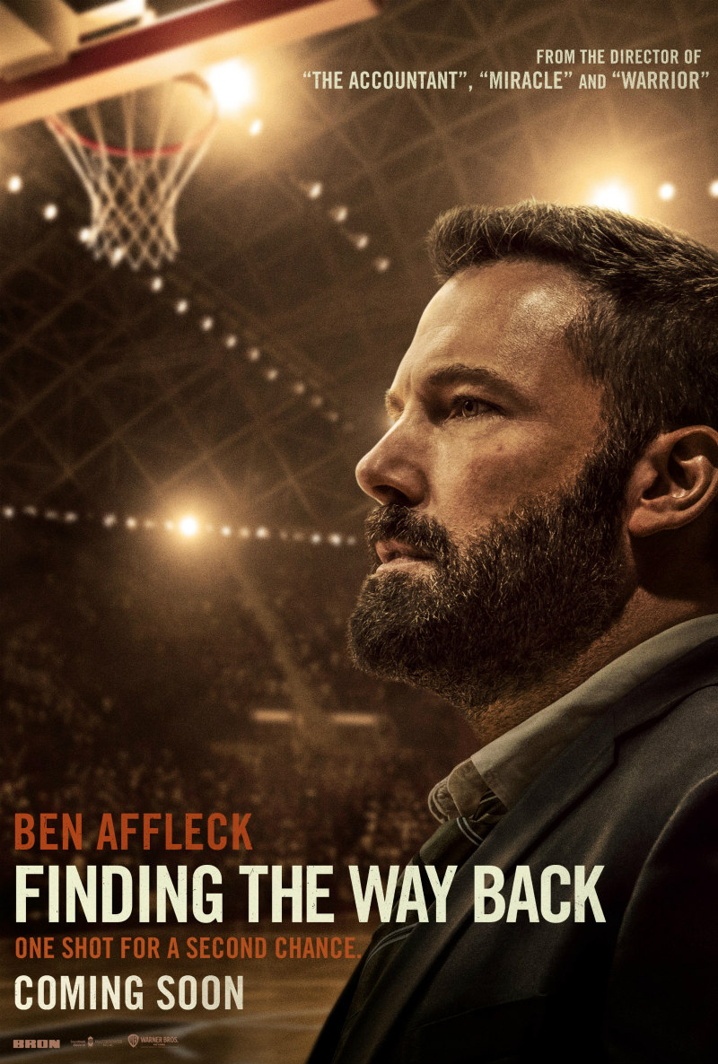 finding the way back poster