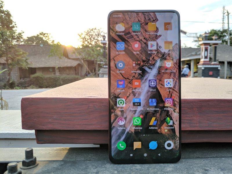 Review Xiaomi Mi 9T