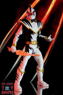 Power Rangers Lightning Collection Dino Thunder White Ranger 06