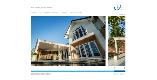 cb3 design website