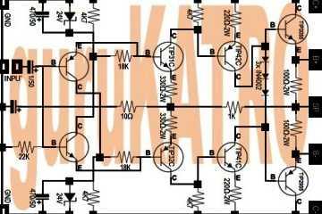 simpleKATRO Driver Amplifier nyaman didekat lantang di kejauhan