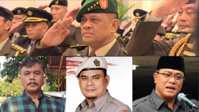 <i>Underbow</i> Jenderal Gatot Ditangkap Polisi, Mardani: Apakah Tes-tes? Biar Waktu yang Jawab
