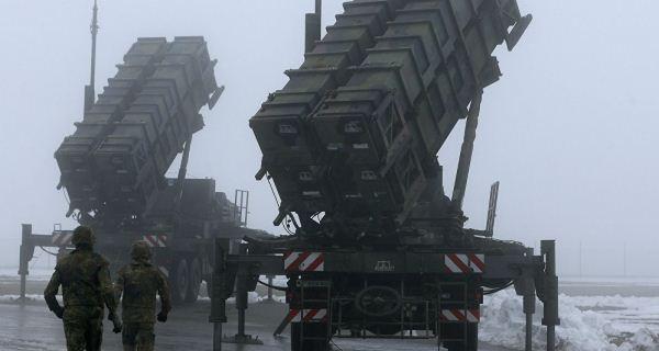 Sistem rudal pertahanan udara Patriot