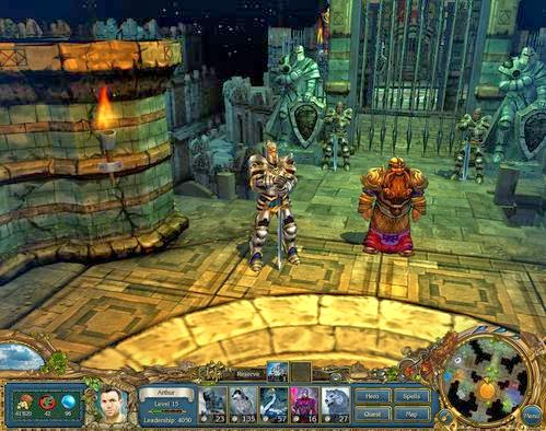 Download PC Games King's Bounty Crossworlds