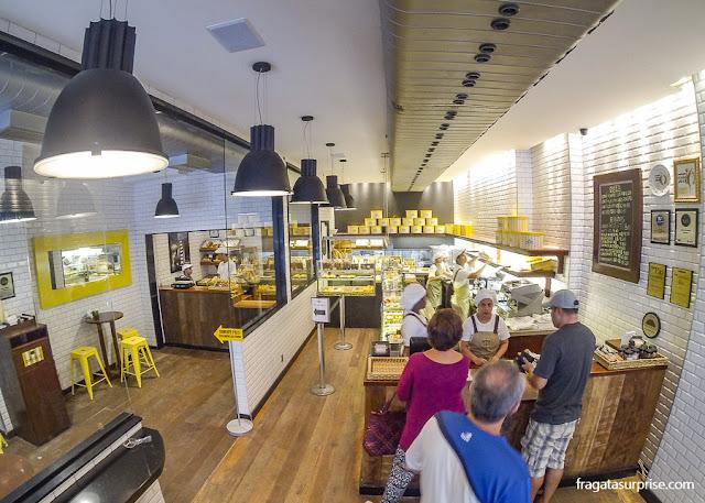 Boulangerie Guerin, Rio de Janeiro