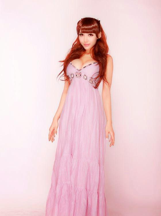FOTO MODEL CHINA YANG SEKSI ZHANG WAN YOU - ARENA DEWASA 18+