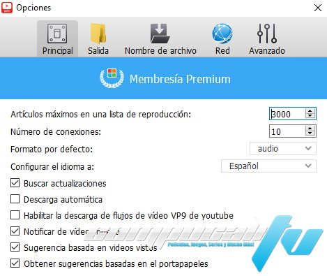 Free YouTube To MP3 Converter Premium