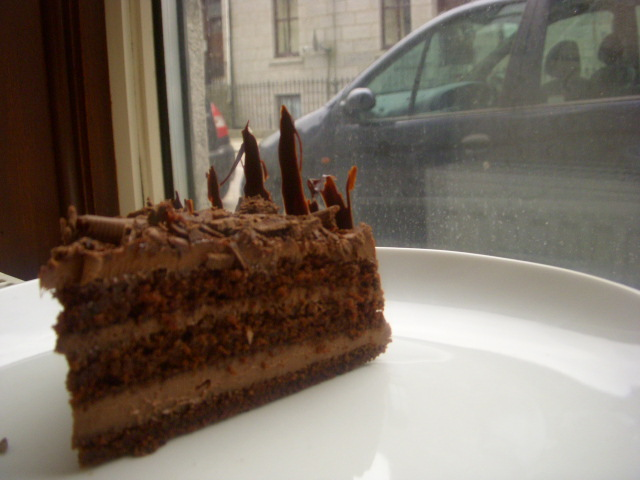 Our Secret Little Garden What S Cookin Chocolate Cream Cake