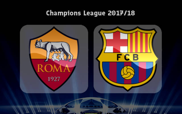 Roma vs Barcelona Full Match And Highlights