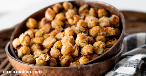 Ciri Ciri Kacang Arab
