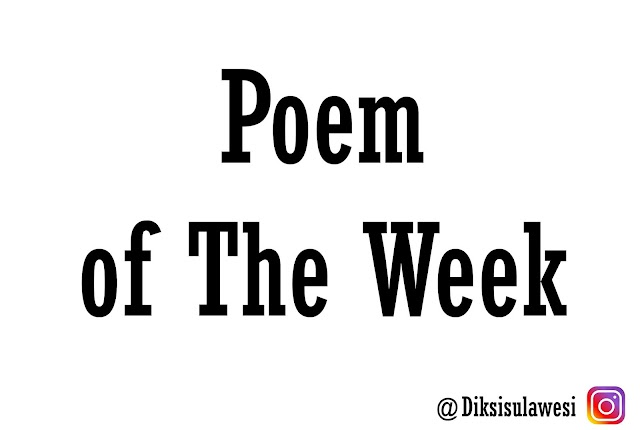 Poem of The Week #17: Berwujud Simbol Kebahagiaan