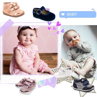 Calzado en tendencia 2020 para bebés