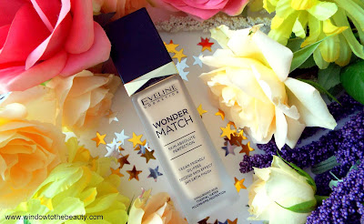 Eveline Wonder Match Skin Absolute Perfection Foundation