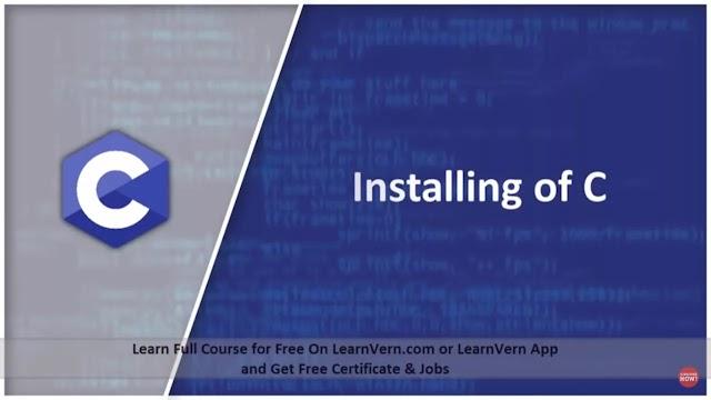 c programming language in hindi क्या है और कैसे सीखे?