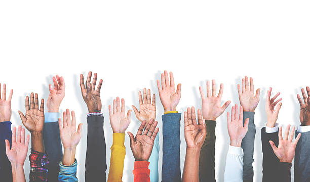 Stop having students raise their hands to answer a question, instead use other alternatives to encouraging 100% participationg