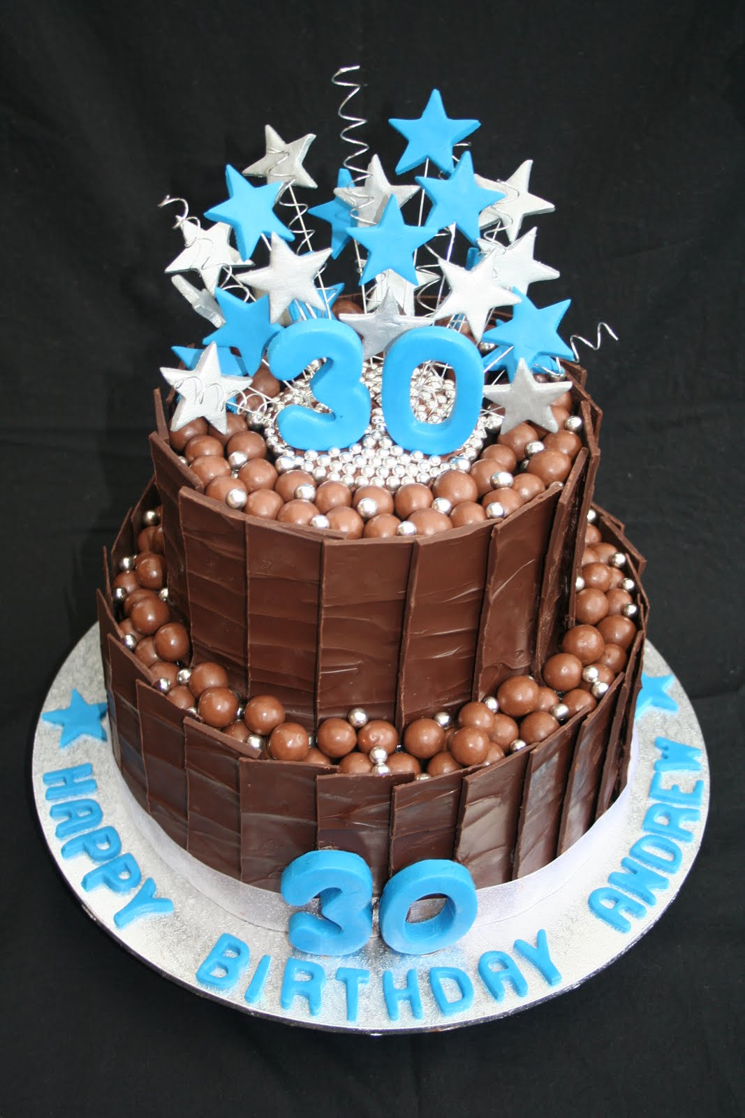 Easy Celebration Cakes Uk