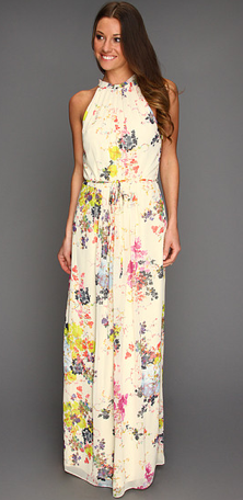 Ted Baker Floral Maxi Attavia Celebrity