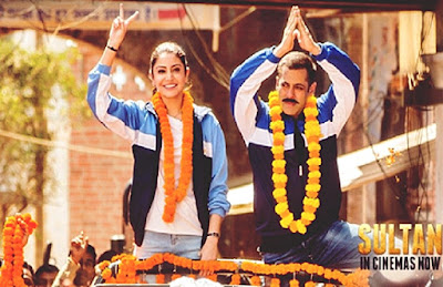 Sultan Total BO 1st day Collections in India and Overseas Record Box Office