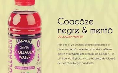 pareri forum sevia collagen water pentru sanatatea pielii si unghiilor