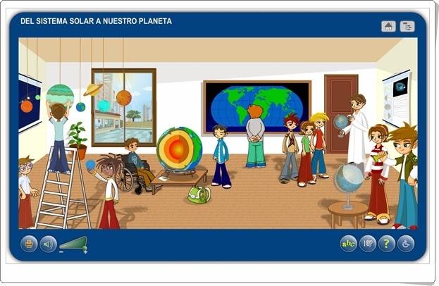 http://recursoseducativosdeprimaria.blogspot.com/2014/12/del-sistema-solar-nuestro-planeta.html