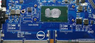 Dell LATITUDE E7280 9PJNK LA-E122P Bios + EC - Laptop Bios BD