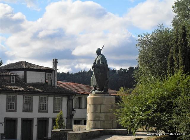 aquí nació Portugal, viajar en coche