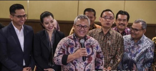 KPU: Tangkap Pembuat Hoaks Penghitungan Suara Luar Negeri