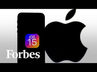 Inside iPhone iOS 15 Do's & Don'ts | Straight Talking Cyber | Forbes