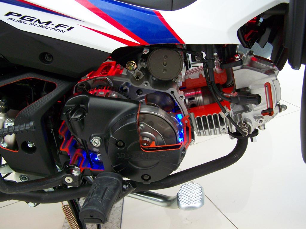 67 Harga Modifikasi Motor Honda Blade Terkeren Daun Motor