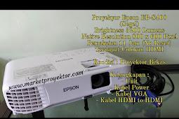 Proyektor Epson EB-S400 (SEGEL)