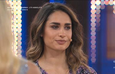 Diana Rendina bella concorrente Avanti Un Altro 28 aprile