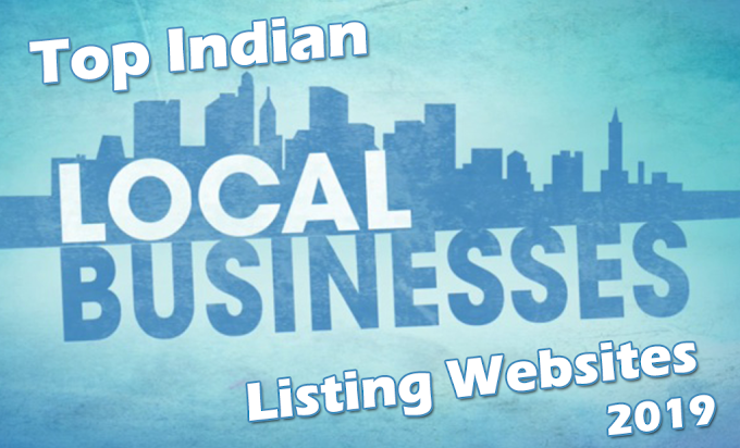 100+ Top Indian Local business site list (2019) – Listed at Digital Express