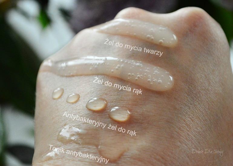 Nowość - Hygienic Line antybakteryjne kosmetyki z jonami srebra recenzja