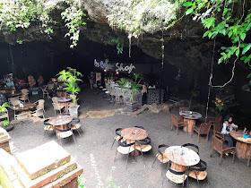 [CoC Regional: Lokasi Wisata] Unik, Ada Kafe di Goa Lawa Purbalingga