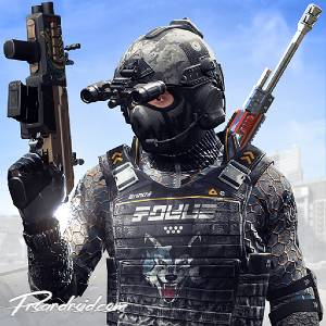 Sniper Strike – FPS 3D Shooting Game النسخة المعدلة