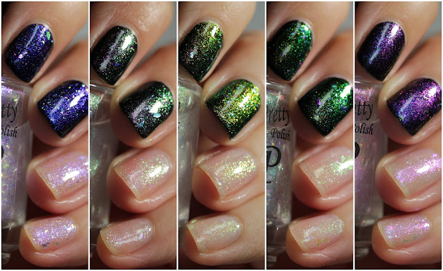 Paint It Pretty Polish How To Drain Your Dragon Collection swatches by Streets Ahead Style