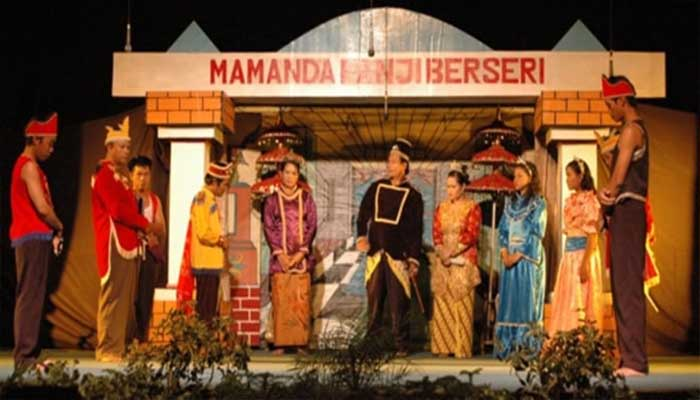 Mamanda, Teater Tradisional dari Kalimantan Selatan