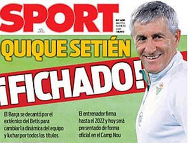 HLV Valverde bị sa thải: Barca bị báo nhà chê kịch liệt, nói gì về HLV mới? 2