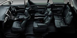 Spesifikasi, Review, dan Harga Toyota Vellfire Terbaru 2016